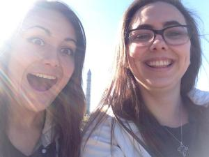 This had to be one of the best weekends of college. Katie came to visit me and we ventured into DC and had a lovely little adventure.