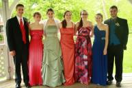Even though it wasn't what I expected, I couldn't have asked for a better group to go to prom with.