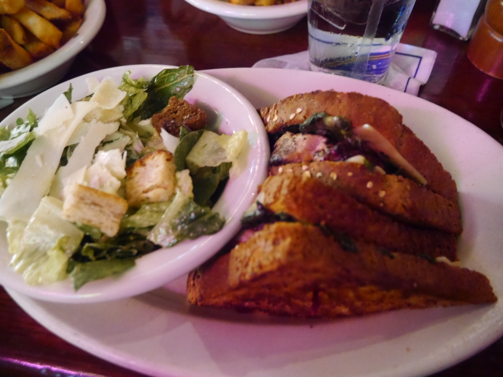 Restaurant Review: Brick Alley- Newport, Rhode Island (4/6)