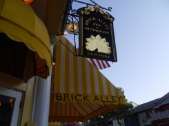 Even the awning is cute!