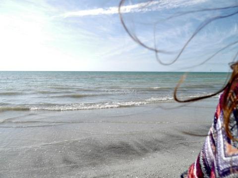 hair ocean