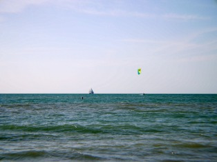 sailboat parasail