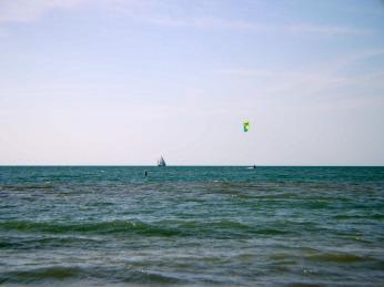 sailboat parasail