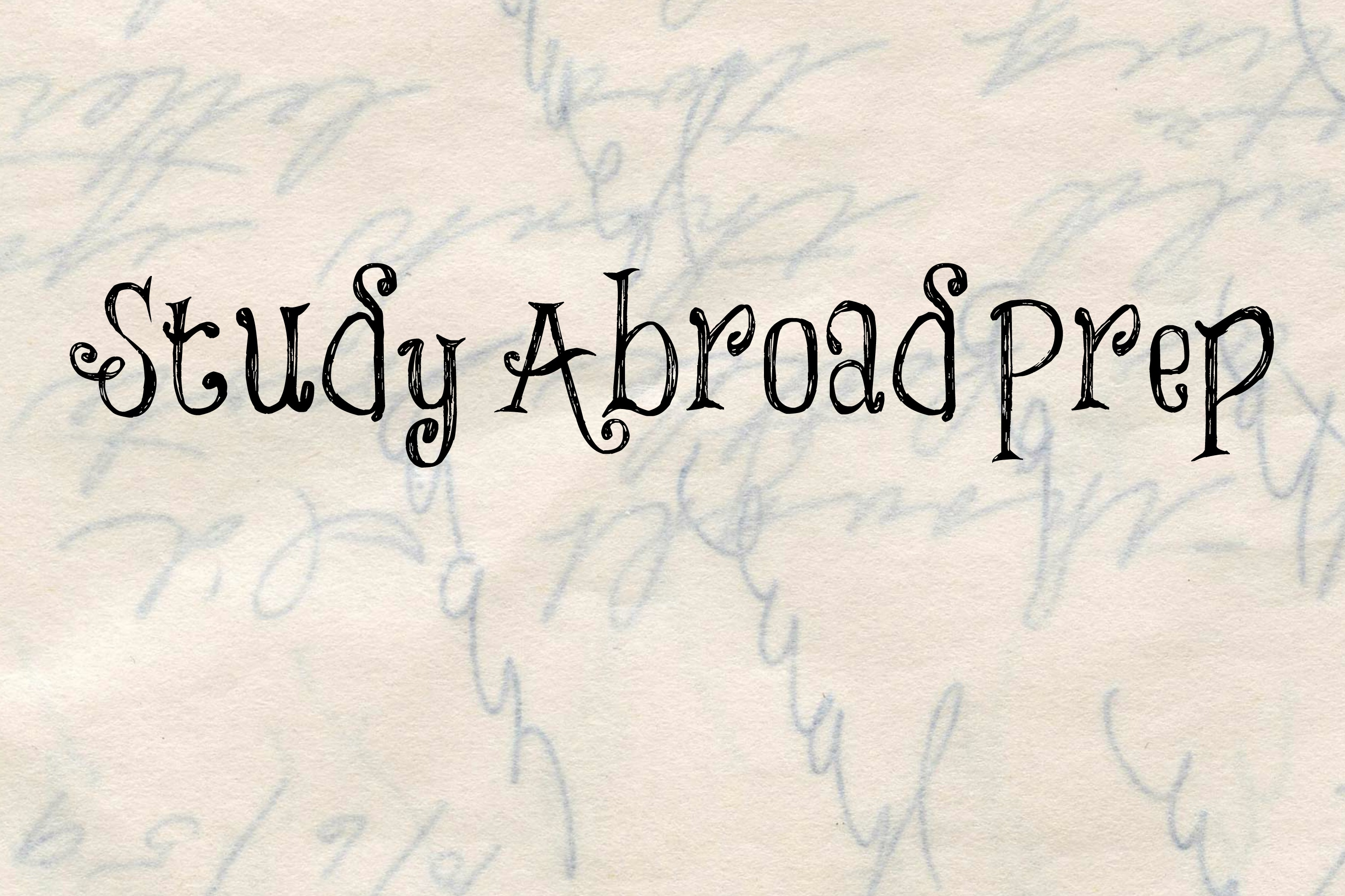 dating while study abroad Seven steps for effective study abroad risk management for effective study abroad risk management • student participation • more institutions offering programs.