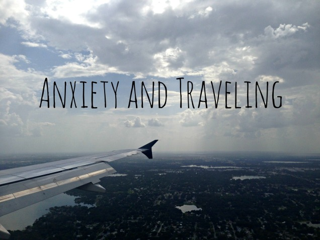 travel and anxiety