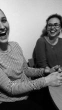laughing with jayden